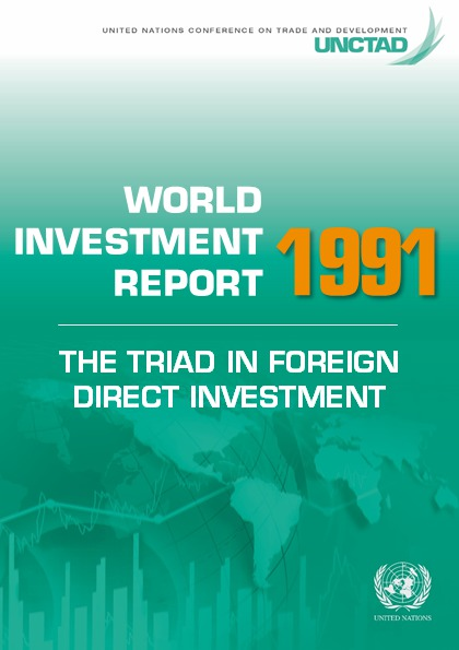 World Investment Report 1991