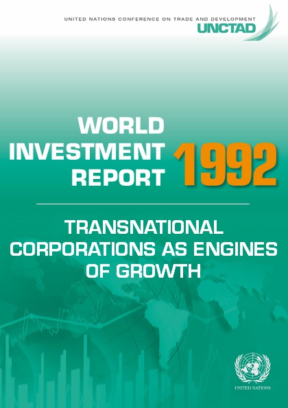 World Investment Report 1992