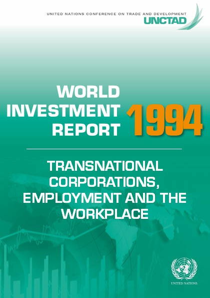 World Investment Report 1994