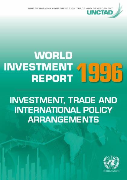 World Investment Report 1996