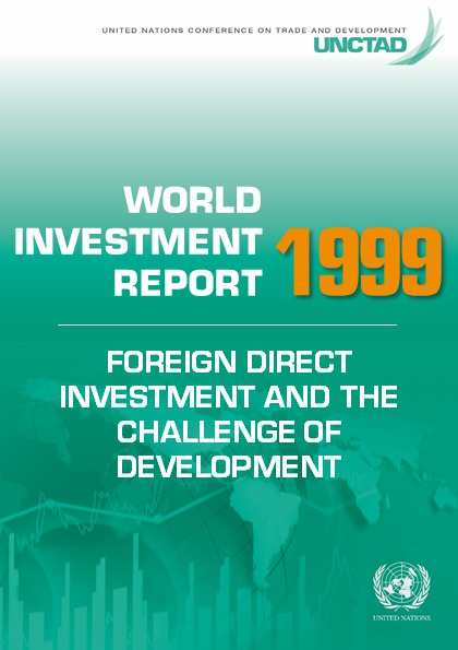 World Investment Report 1999