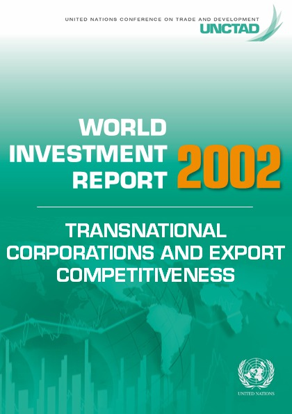 World Investment Report 2002
