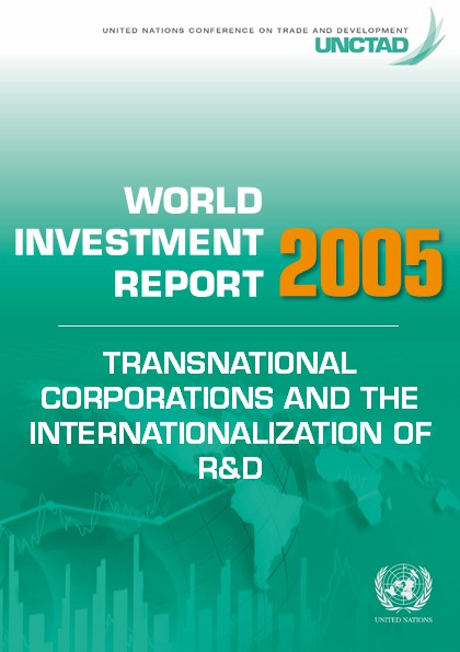 World Investment Report 2005
