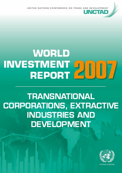 World Investment Report 2007
