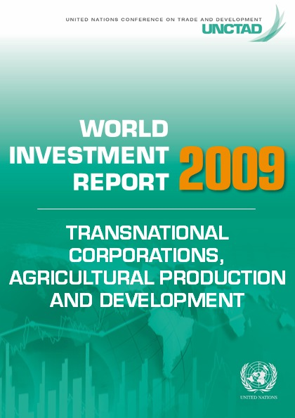 World Investment Report 2009