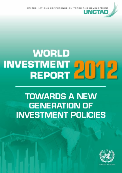 World Investment Report 2012