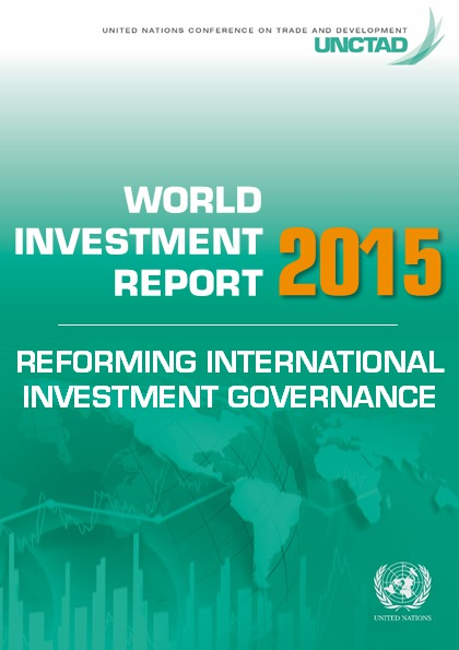 World Investment Report 2015